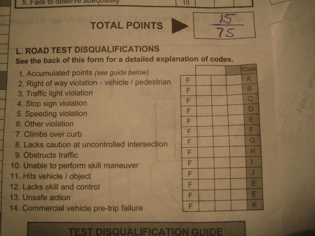 alberta road testers checklist | abs | Driving test, Driving