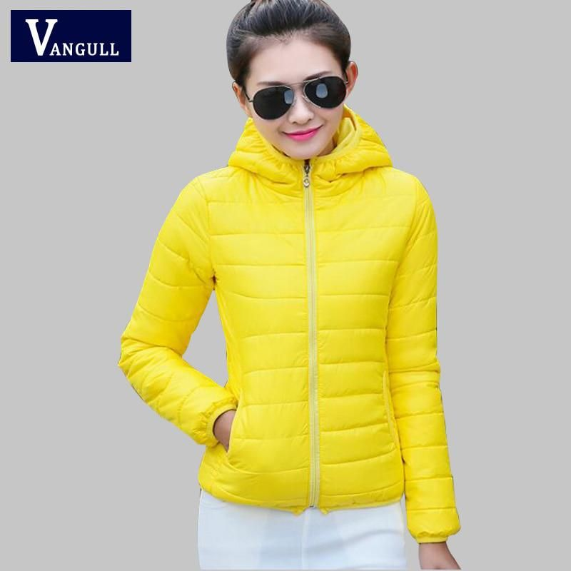 21382621eaa5 Women ultra light down jacket 2017 New hooded winter High Quality jackets  women slim long sleeve parka zipper coats. Yesterday s price  US  16.08  (14.35 ...