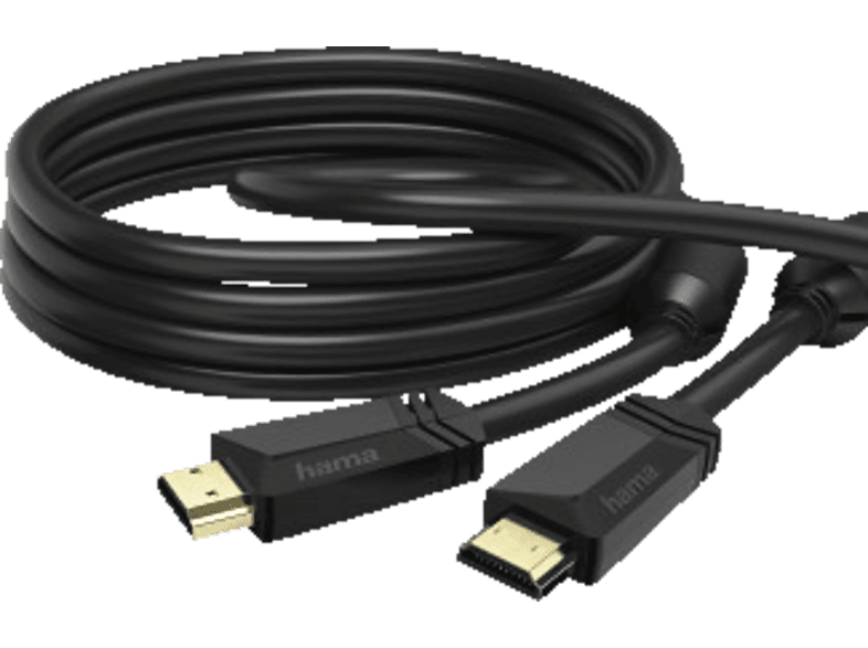 Hama High Speed 5 M Hdmi Kabel ,schwarz