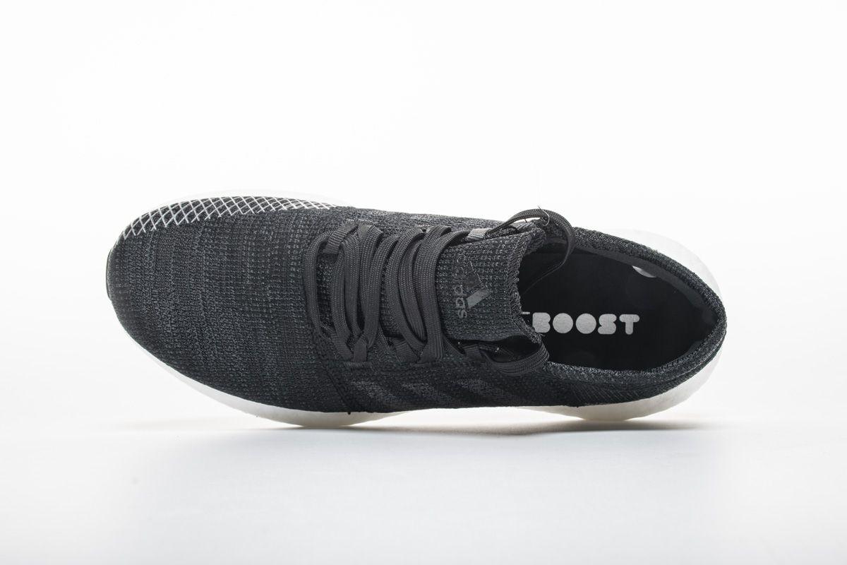 Adidas Pure Boost GO Core Black Grey