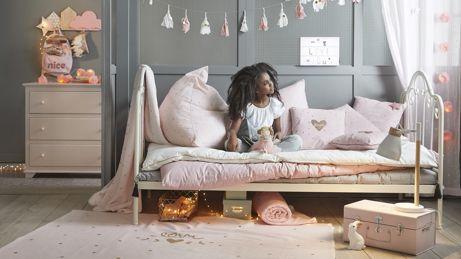 Letti A Baldacchino Maison Du Monde : Muebles decoración y textil para la habitaciones infantiles