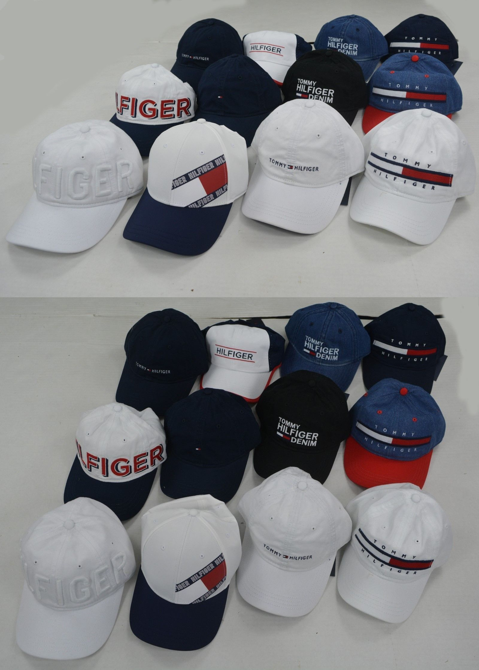 Hats 52365  Nwt Tommy Hilfiger Cotton Baseball Cap Men Women Unisex Hat One  Size Adjustable -  BUY IT NOW ONLY   23.5 on  eBay  tommy  hilfiger  cotton  ... d025dcb153d8