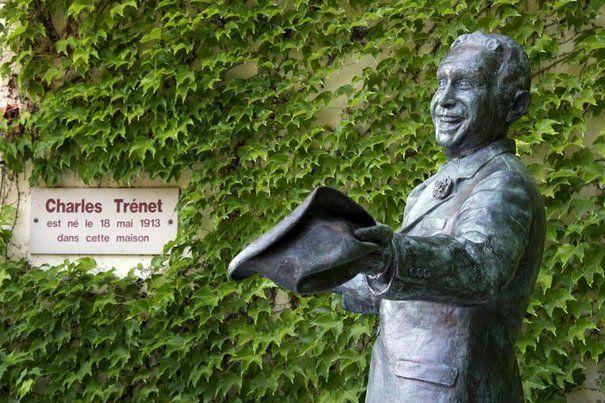 Narbonne - La maison natale de Charles Trenet Photographie ... - Maison De Charles Trenet