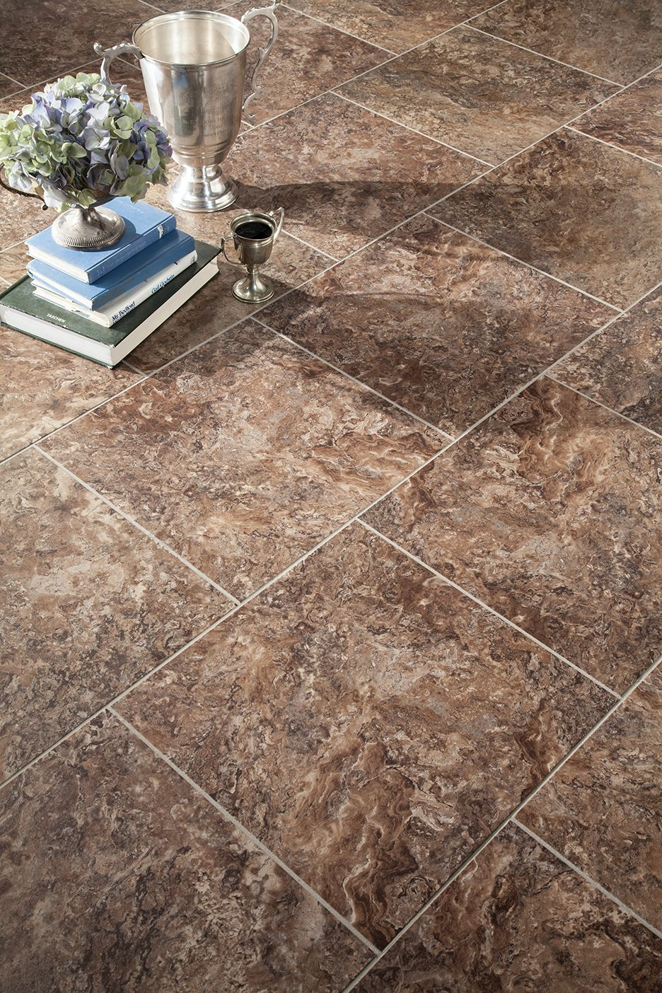 Stainmaster Stainmaster 18 In X 18 In Groutable Corsica Cavern Peel And Stick Luxury Vinyl Tile Lowes Com Vinyl Tile Stainmaster Luxury Vinyl Luxury Vinyl