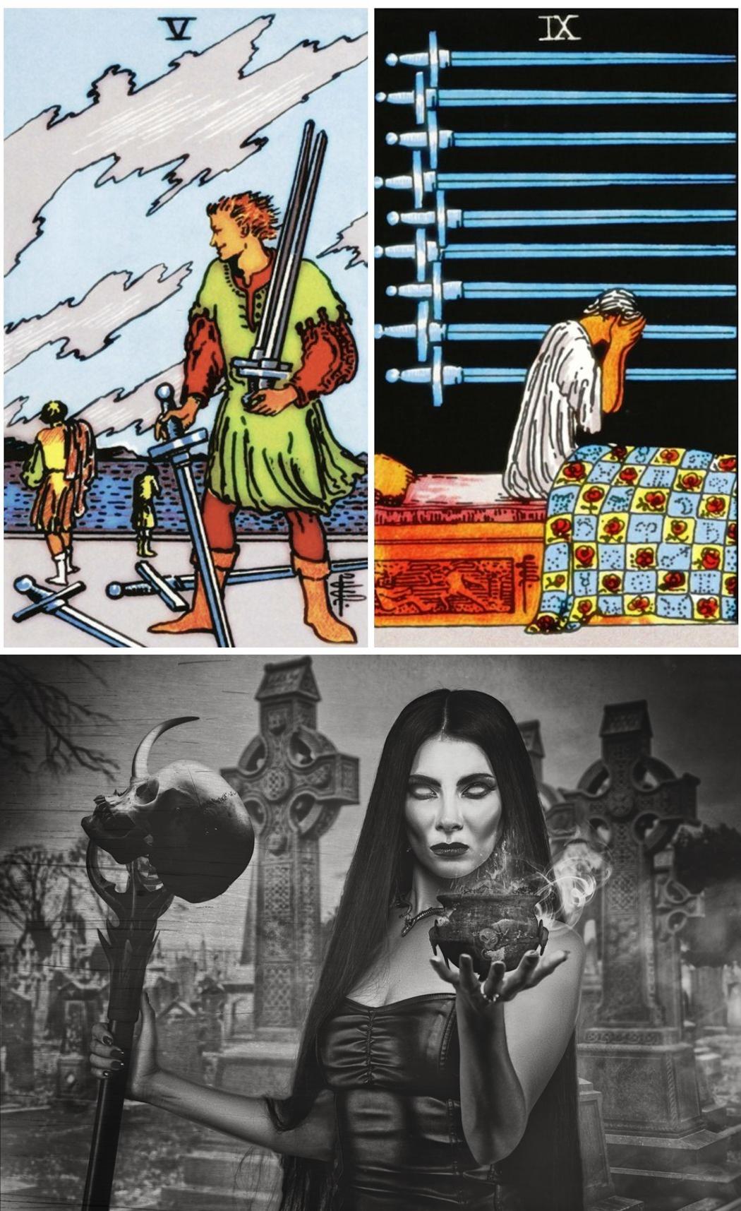 More Tarot Readings