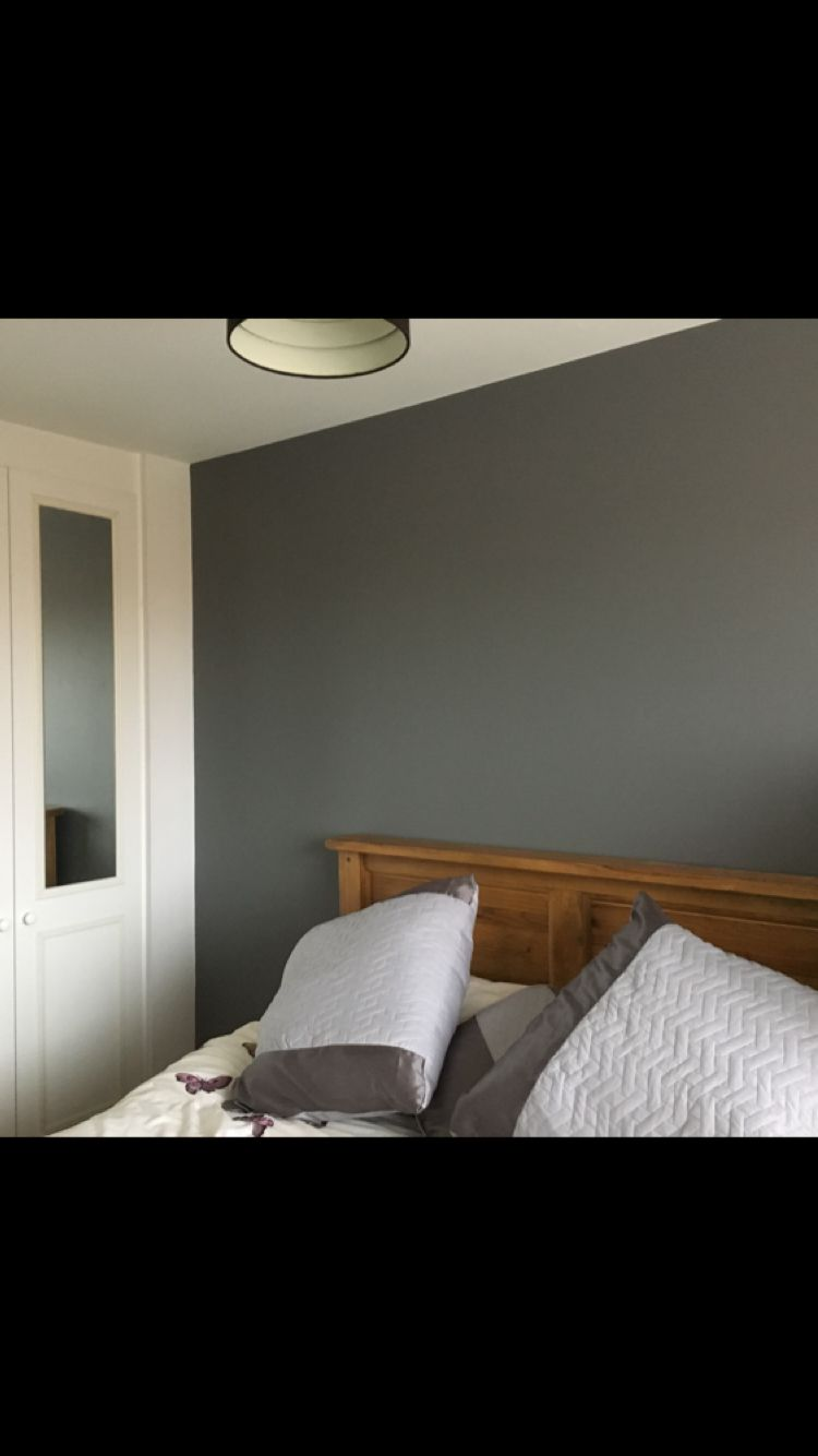 Dulux Urban Obsession Feature Wall With White Mist N E W