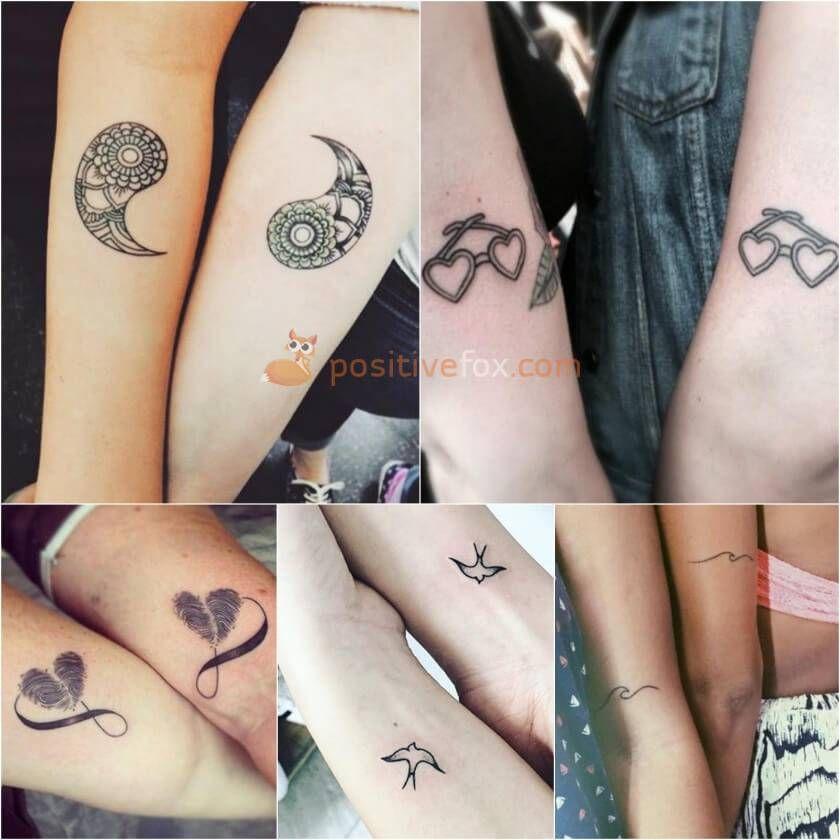 Best Friend Tattoos Best Friend Tattoo Ideas With Photos Friend Tattoos Best Friend Tattoos Friend Tattoos Small