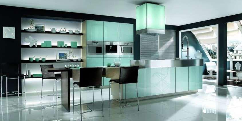 Cucine di lusso moderne | Kitchen | Pinterest | Cucine, Cucine di ...