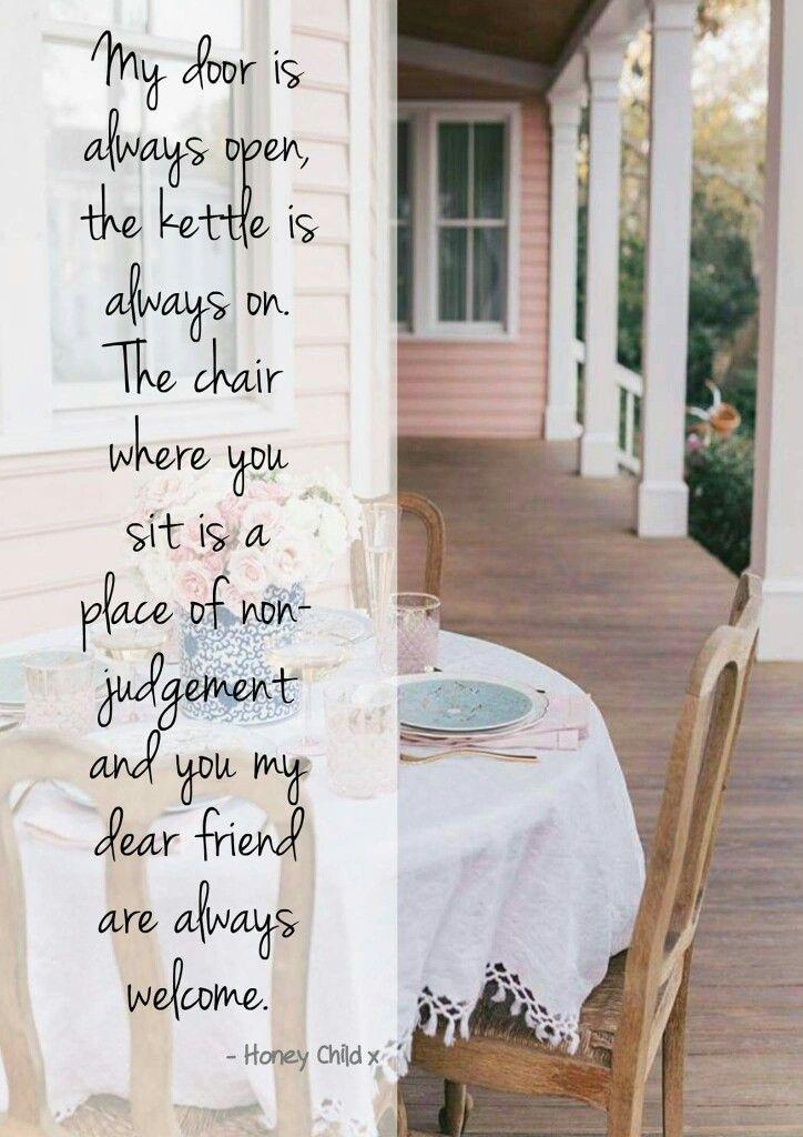 My Door Is Always Open Wonderful Words Open Quotes Cool Words