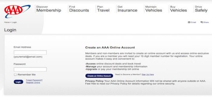 Aaa Texas Bill Pay Paying Bills Travel Insurance Discount Travel