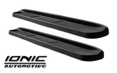 Factory Style Running Boards Chevy Silverado Extended Cab