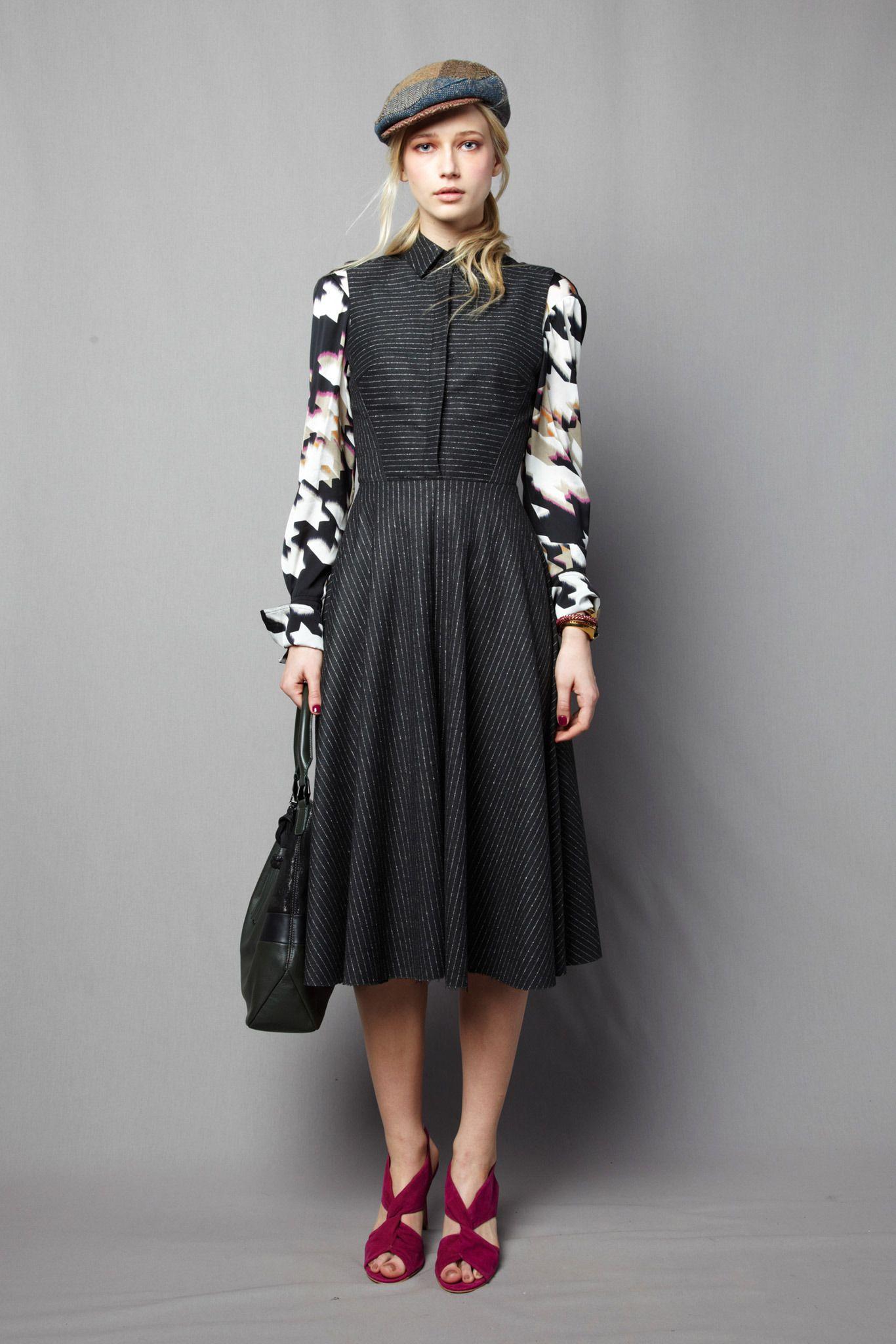 Trina Turk - Fall 2014 Ready-to-Wear - Look 12 of 33