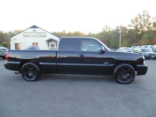 Www Emautos Com 2003 Chevrolet Silverado 1500 Ss Ss Extended Cab Awd