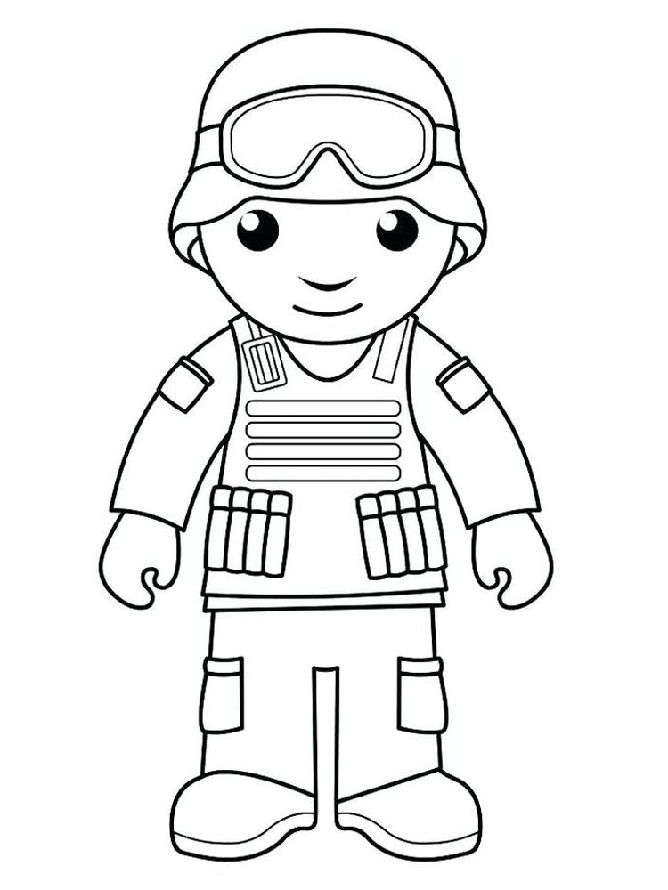 Community Helper Coloring Pages Free We Must Know The Police Postmen Firefighters Soldie Coloring Pages For Boys Thanksgiving Coloring Pages Coloring Pages