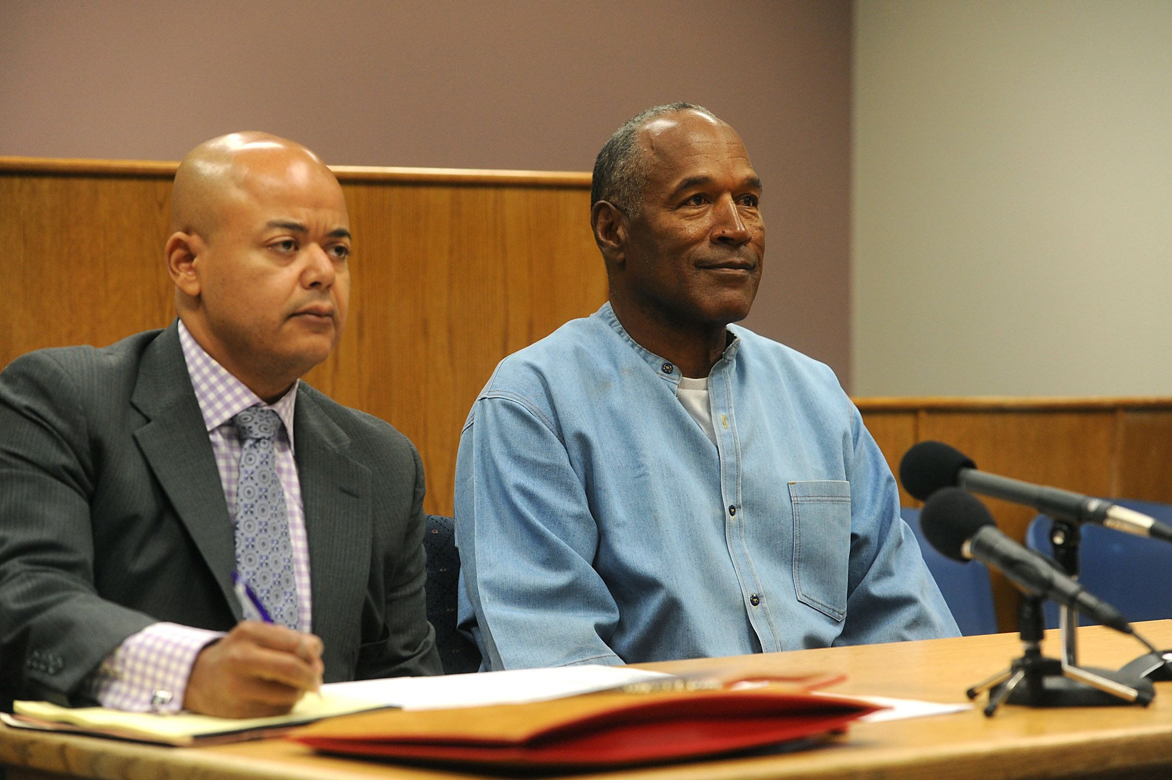 O.J. Simpson made several eyebrowraising claims about his