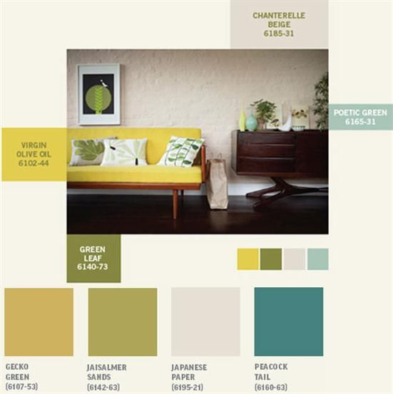 House color schemes inside house interior color Trending interior paint colors