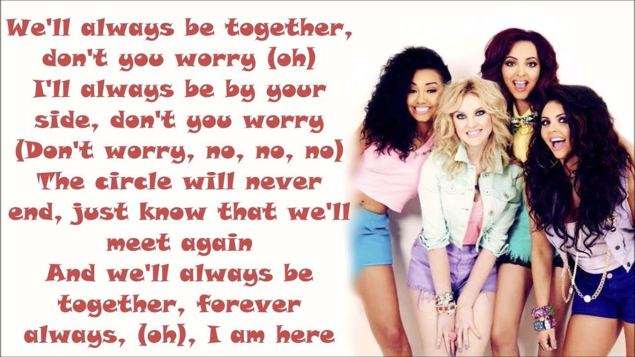 Pin on little mix songs and the Fifth Harmony girls