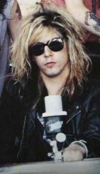 Duff McKagan in an interview