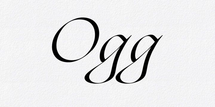 Download Ogg Font Family | Typeface | Font family, Fonts
