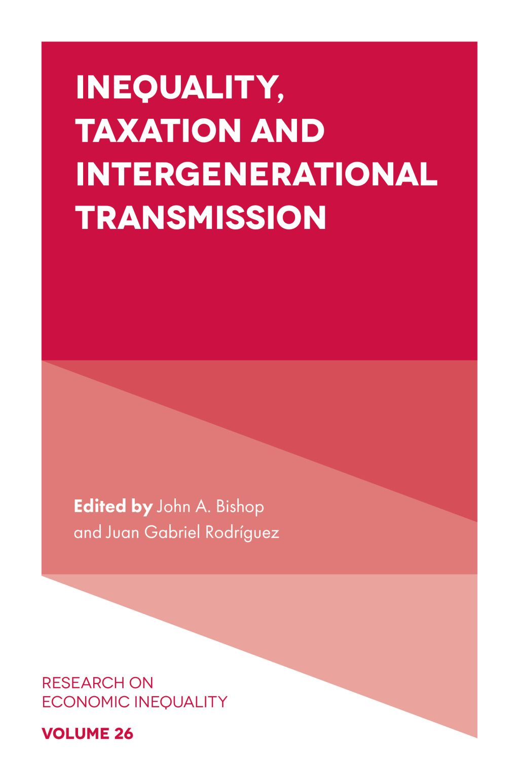 Inequality Taxation and Intergenerational Transmission