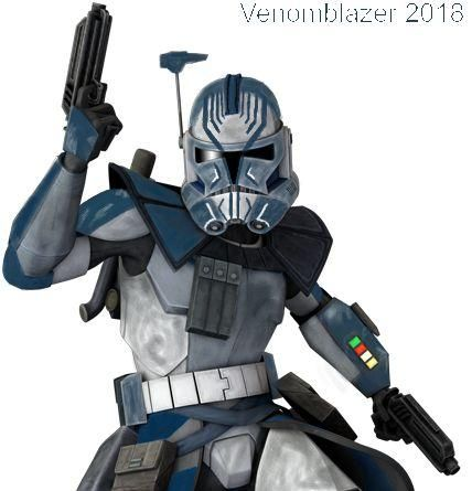 ARC Trooper Evo Phase two by Venomblazer on DeviantArt