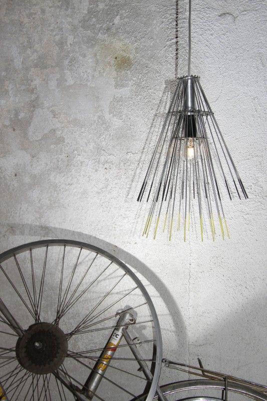 Lustre de Aro de Bicicleta