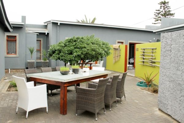 Organic Square Guesthouse Swakopmund