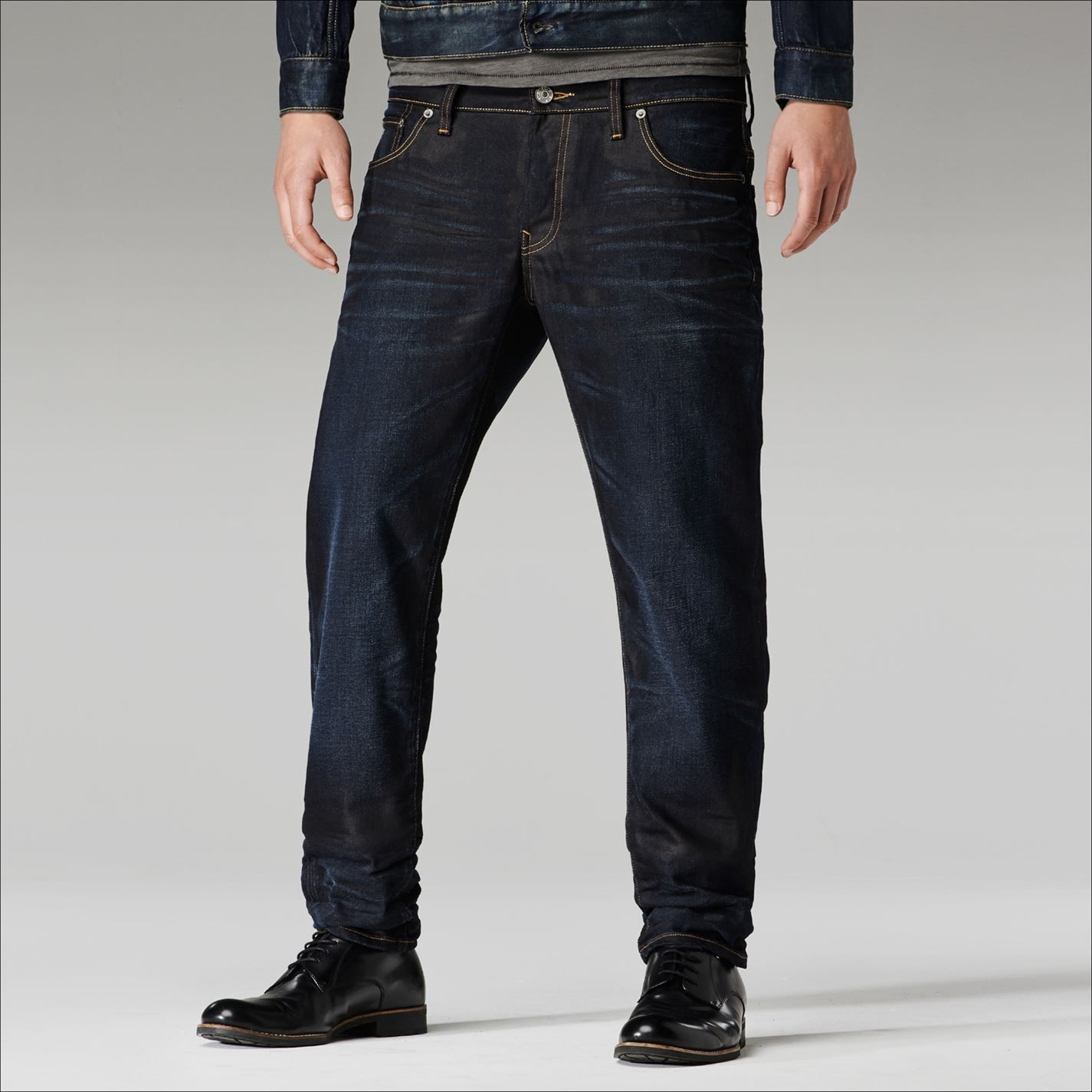Gstar 3301 Low Tapered Mens Jeans #USC #mensfashion #denim #jeans #GStar