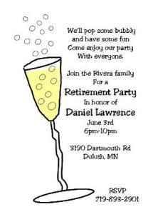 retirement party invitations retirement invitations pinterest