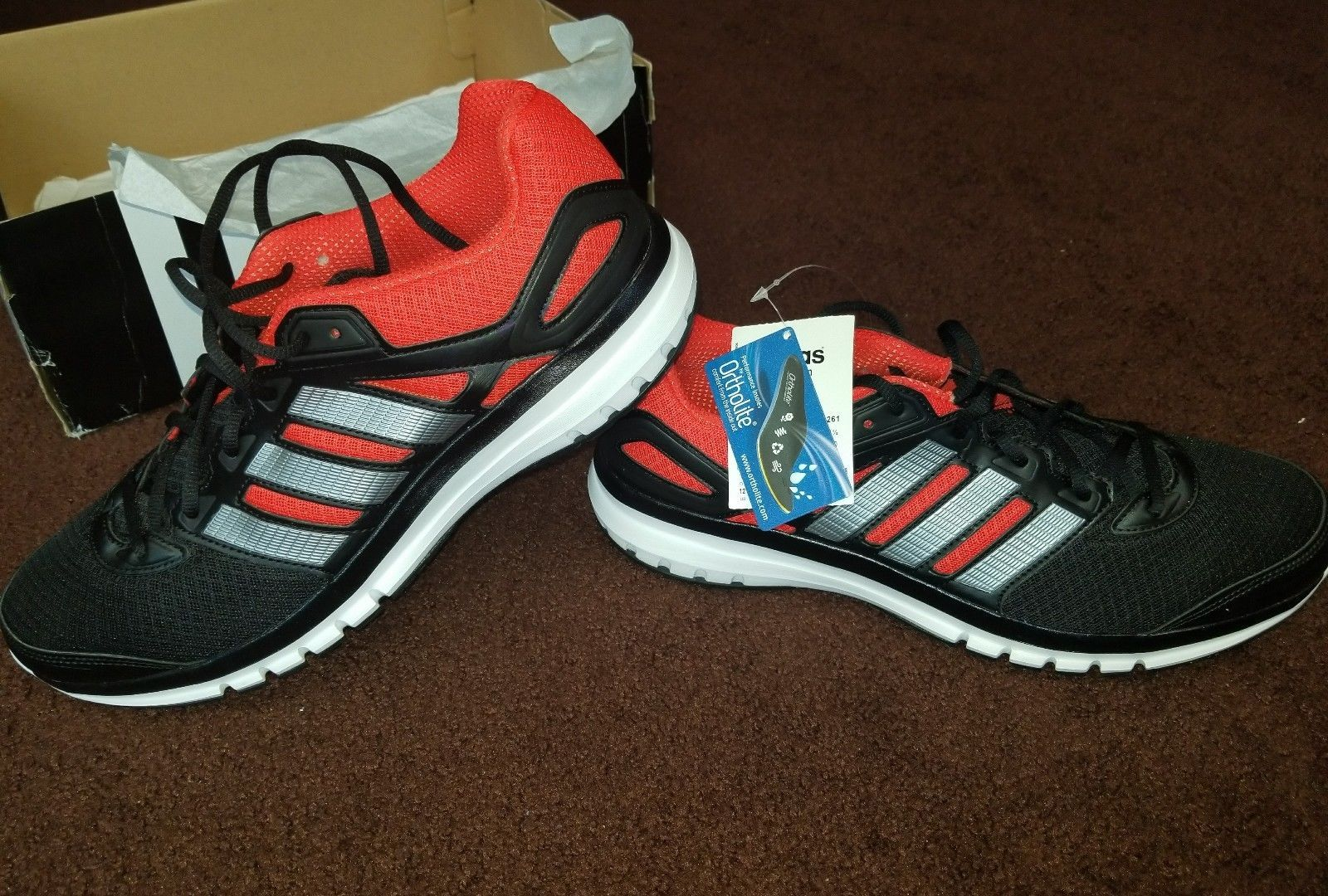 adidas running shoes mens size 12