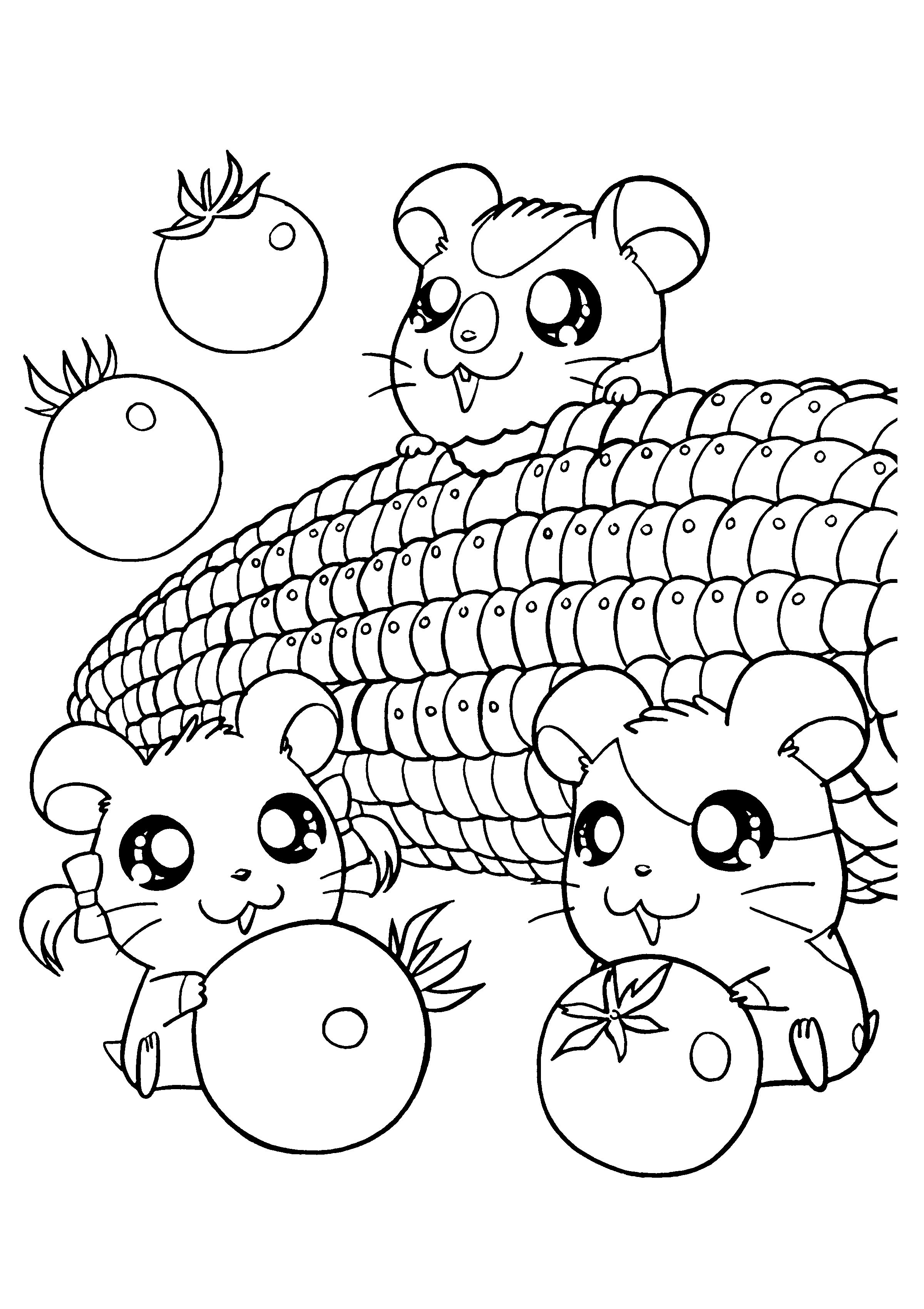 Kawaii Food With Faces Coloring Pages Luxury Kawaii Coloring Pages Coloringsuite Of Kawaii Hello Kitty Colouring Pages Cat Coloring Book Animal Coloring Books