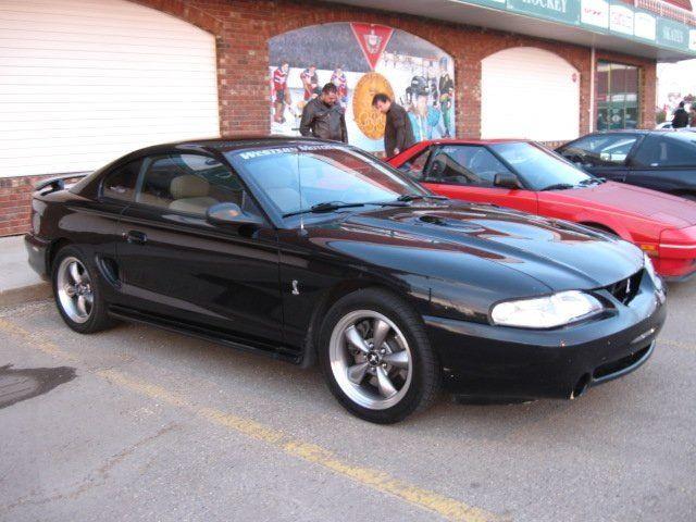 95 Mustang Cobra last year of the Pushrod V8
