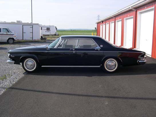 1963 Chrysler 300 Sport Series 4 Door HT, 26,000 Orig. Miles, AACA