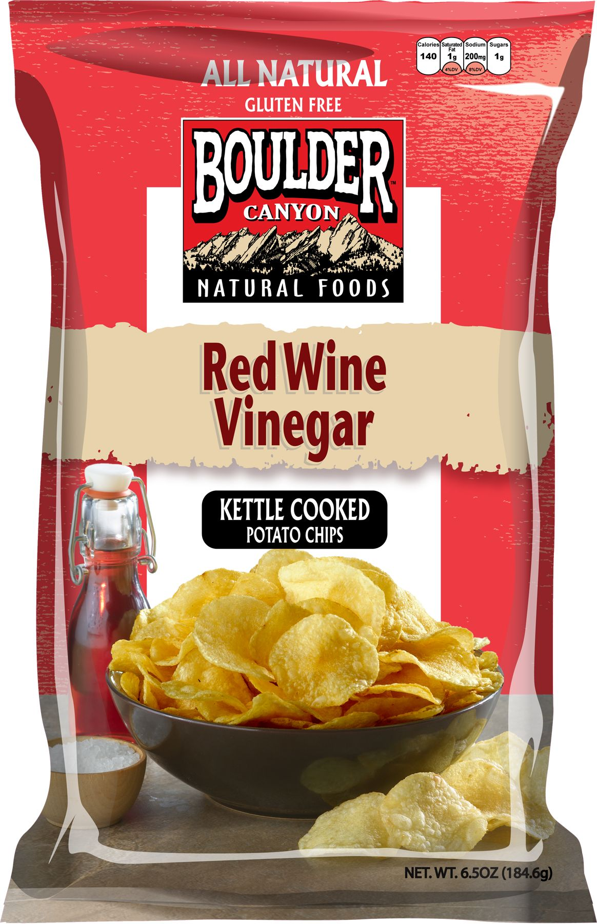Boulder canyon natural foods donates food samples or gift