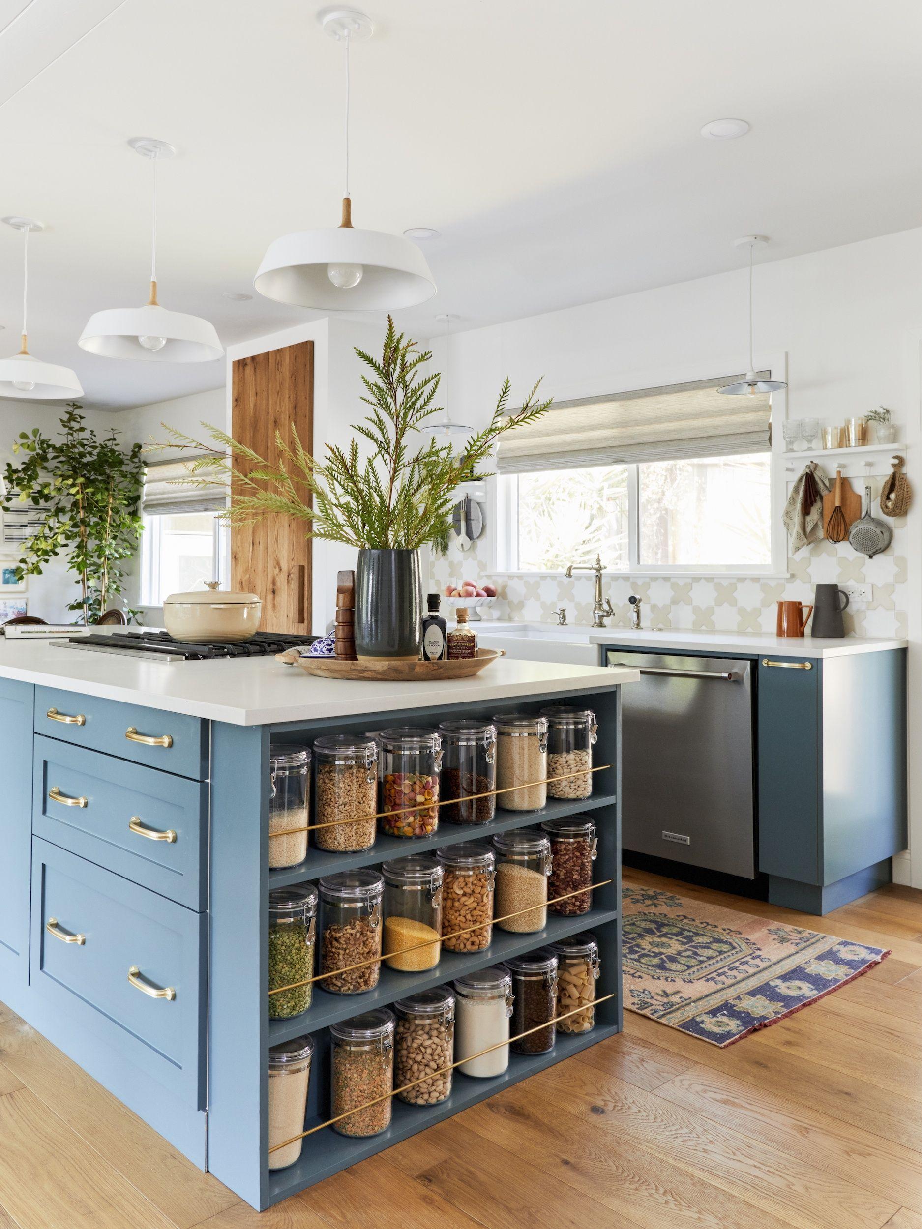5 Kitchen Island Storage Ideas That Maximize Every Inch