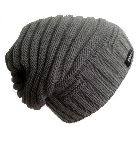 Frost Hats Slouchy Winter Hat Warm Chunky Knit Beanie M2013-60 (Charcoal) Frost Hats,http://www.amazon.com/dp/B00GOHYTI2/ref=cm_sw_r_pi_dp_1uiQsb181GEXV1HG