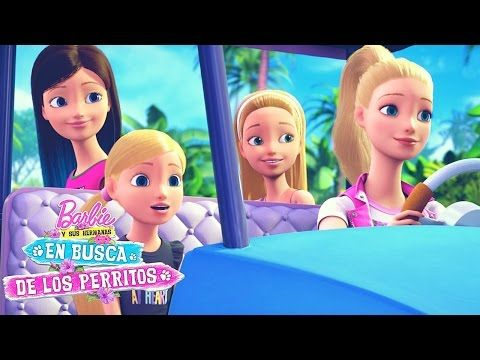Nuevo Pelicula De Barbie Barbie Y Sus Hermanas En La Búsqueda De Perritos Pelicula En Español 2016 Youtube Películas De Barbie Barbie Y Sus Hermanas Barbie