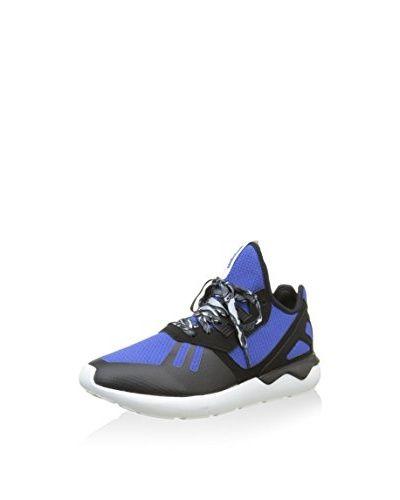 adidas Laufschuhe Tubular Runner [blau/schwarz]