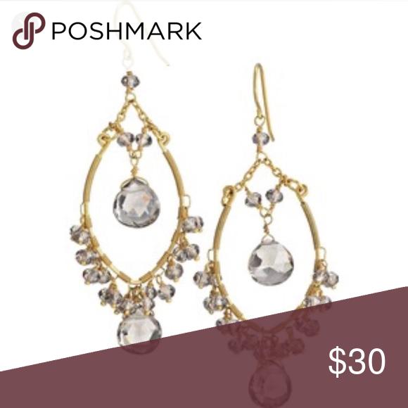 Beautiful Stella And Dot Chandelier Earrings Jewelry