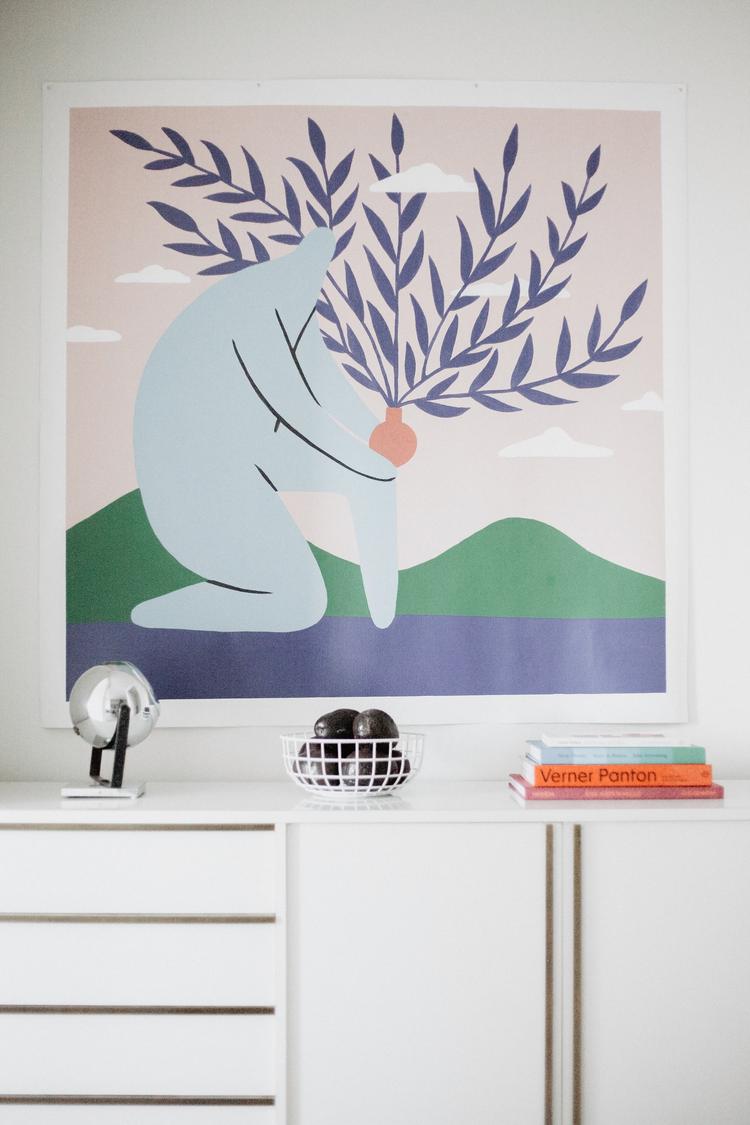 Jen Levy's Cozy Apartment | Cozy apartment, Cozy, Home