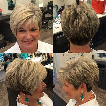 15 Bob Frisuren Fur Altere Frauen Cheveux Courts Coupe De Cheveux Courte Coupe De Cheveux