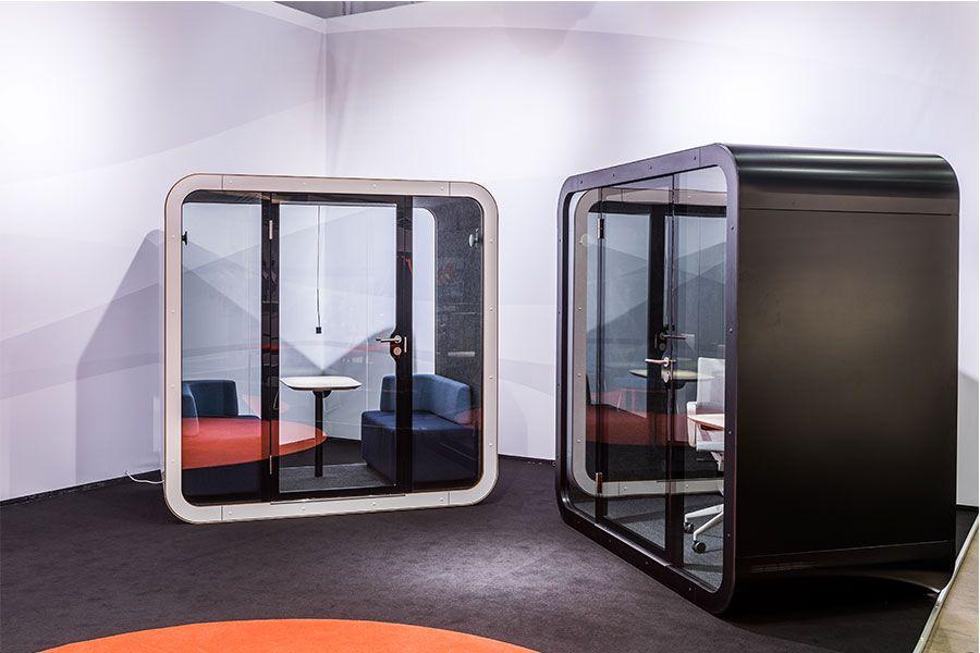 cabine acoustique q framery puhelinkoppi pinterest acoustique cabine et bureau. Black Bedroom Furniture Sets. Home Design Ideas