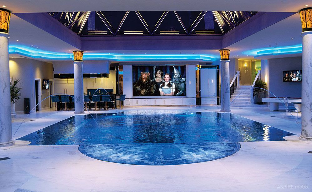 Pin by brian ulrich on skytanic pinterest indoor - Luxury hotels in madrid with swimming pool ...