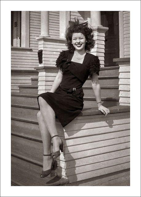 Five 40s Dresses That Capture The Era: 40s Dress, 1940s And Shoes Sandals