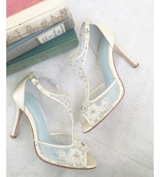 Paloma Bridal Shoes $335.00 $USD