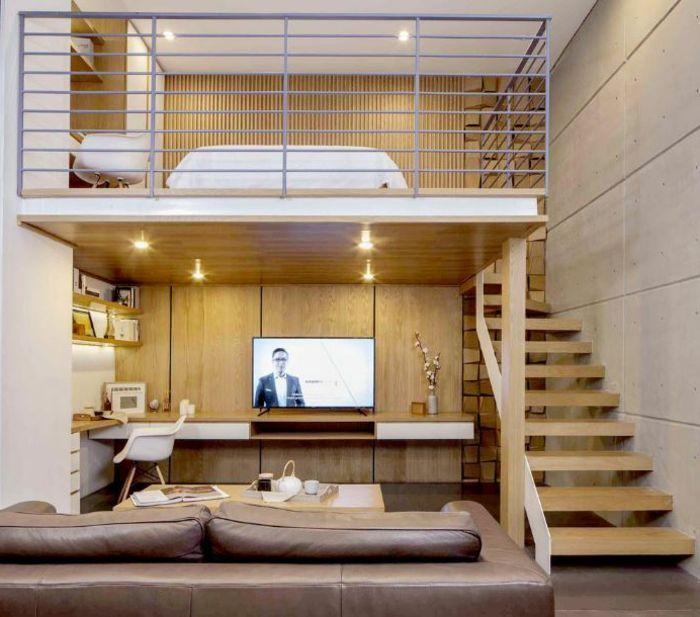 13+ Delightful Industrial Home Furniture Ideas