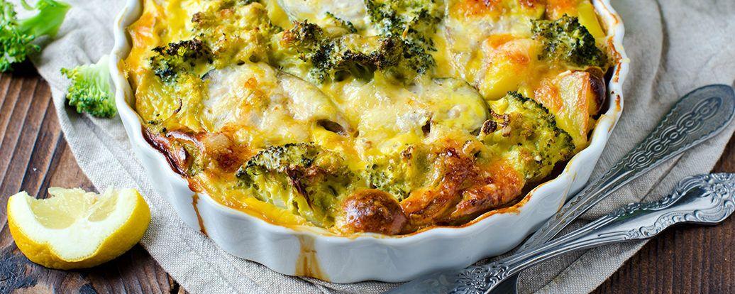 kartoffel brokkoli auflauf rezepte essen pinterest brokkoli auflauf und kartoffel. Black Bedroom Furniture Sets. Home Design Ideas