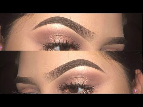 2017 EYEBROW TUTORIAL- serina rueda