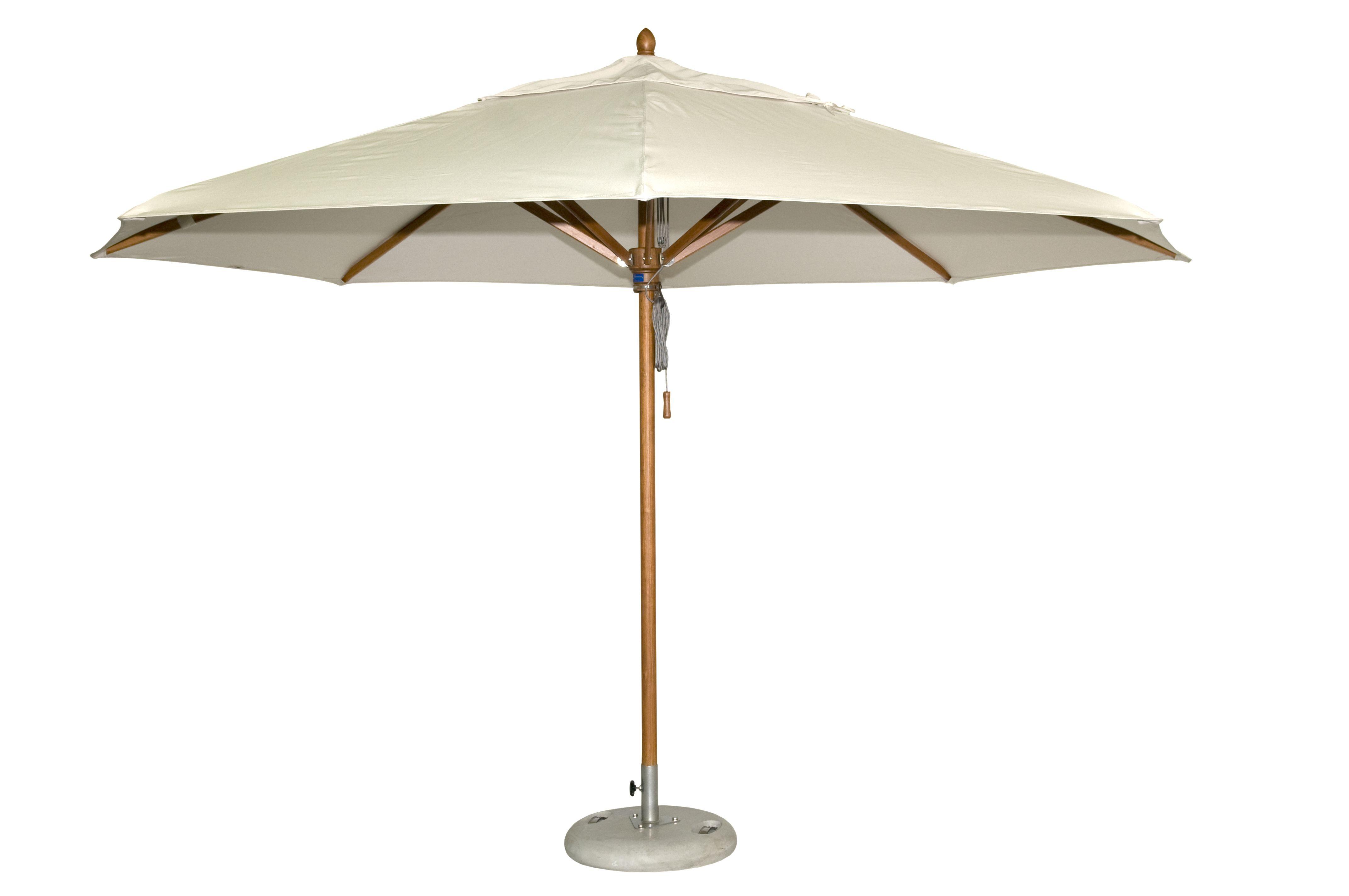 Tradewinds Garden Umbrella Classic Outdoor Decor Patio