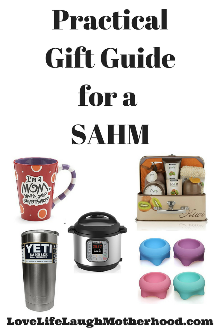 Practical Gift Guide For A Stay At Home Mom Practical gifts Gift